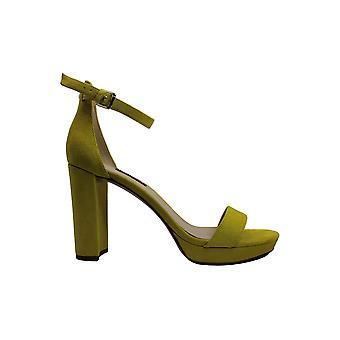 Womens ouest neuf Dempsey en cuir Open Toe Occasion spéciale Ankle Strap Sandals
