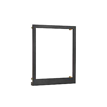 LED Picture Wall Lamp Black