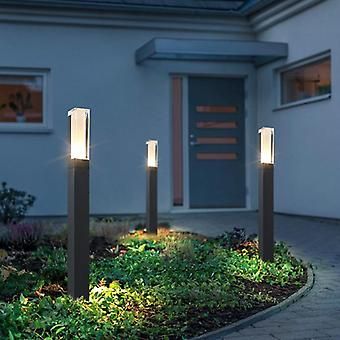 New Style Bollard Pillar Shaped Waterproof Led Lawn Lamp  For Garden, Lawn,
