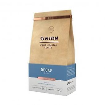 Union kaffe koffeinfri blanding bakken - Union kaffe koffeinfri blanding bakken