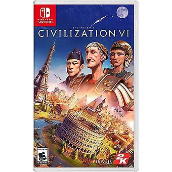 Sid meier ' s Civilization VI Nintendo switch spel
