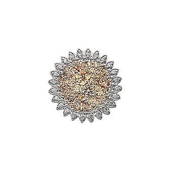 Emozioni Silver Sprizzare Purity Loyalty 25mm Coin EC462