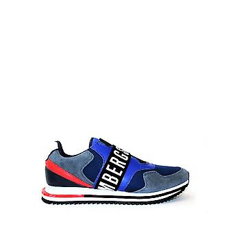 Bikkembergs - Shoes - Sneakers - HALED_B4BKM0053_410 - Men - navy,blue - EU 45