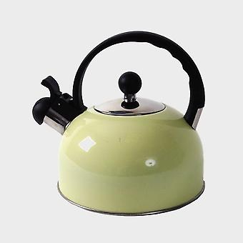 New Quest Whistler 2.2L Camping Kettle Yellow