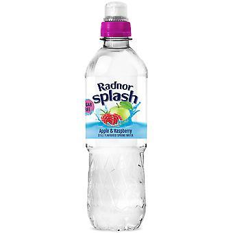 Radnor Splash Apple & Raspberry Flavoured Water