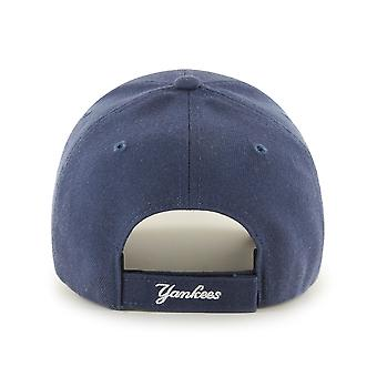 47 fire relaxed fit Cap - MVP New York Yankees timber blue