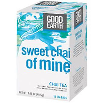Good Earth Teas Sweet Chai of Mine, Vanilla 18 Bags