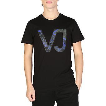 Versace jeans b3gsb73d men's korte mouwen t-shirt