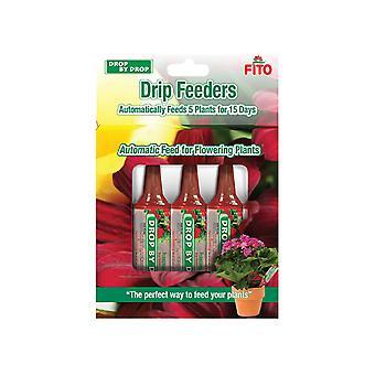 Fito Flowering Drip Feeders 5 x 32ml 2044392