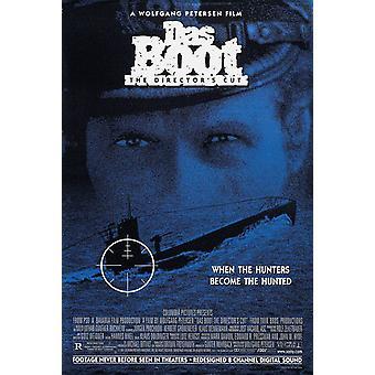 Das Boot Original Movie Poster