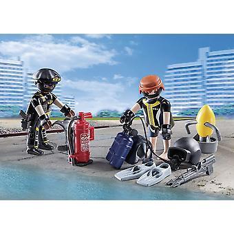 Playmobil City Action SWAT Team