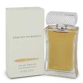 David Yurman Exotic Essence By David Yurman Eau De Toilette Spray 3.4 Oz (women) V728-510995
