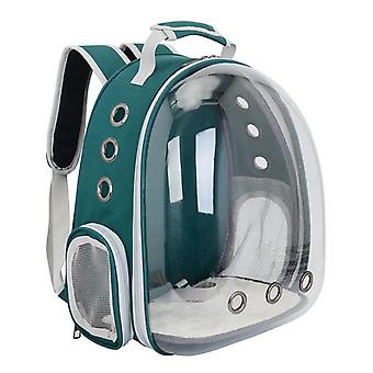 Cat Carrier Bubble Backpack Small Dog Space Capsule Knapsack Pet Travel Bag Waterproof Breathable