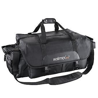 Walimex xxl foto e saco de estúdio (incl. alça de transporte removível, 20 divisores variáveis)