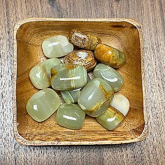 Calcite Verde Tombado