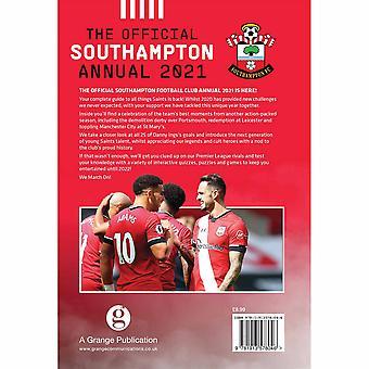 Southampton FC 2021 Annual
