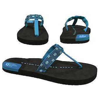 The North Face Womens Keilani Flip Flops Sandals Thongs Beach ATTDVG8 EE152