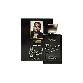 Whatever It Takes Kanye West Eau de Toilette 100ml Spray
