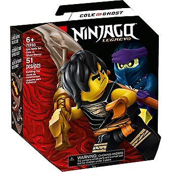 LEGO 71733 Epic Battle Set - Cole v Ghost Warrior