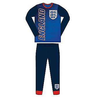 England FC Boys Crest Long-Sleeved Pyjamas
