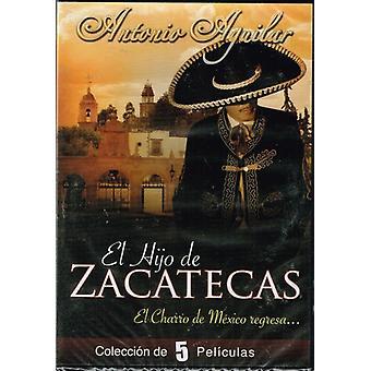 El Hijo De Zacatecas [DVD] USA import