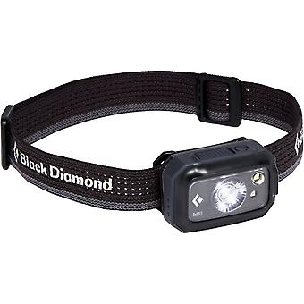 Black Diamond Revolt 350 Ajovaippa Yksi koko - Grafiitti