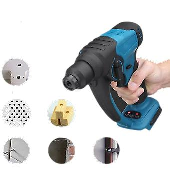 Brushless Cordless Drill Rechargeable Electric Rotary Hammer