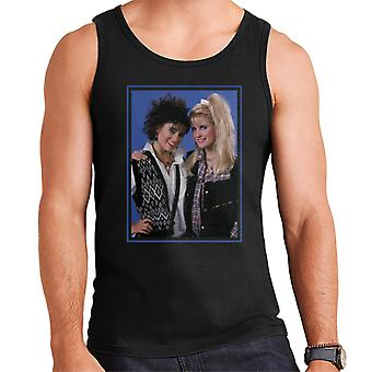 Weird Science Hilly And Deb Men's Vest
