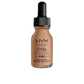 Nyx Total Control Drop Foundation #golden for kvinder
