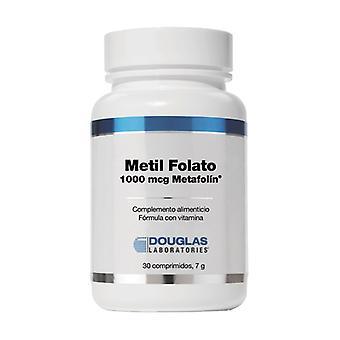 Methyl folate 1000 Mcg Metafolin 30 tablets (1000g)