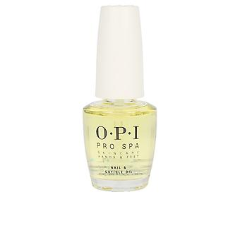Opi Prospa Nail & Cuticle Oil 14,8 Ml Voor Dames