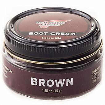 Red Wing Boot Cream 97112 Leder Zubehör Braun