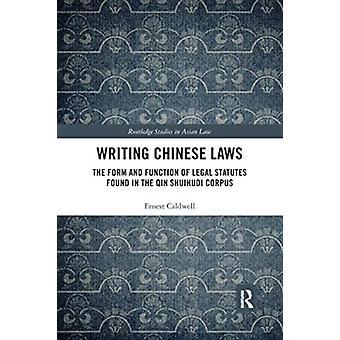 Kirjoittaminen Kiinan lait Caldwell & Ernest SOAS & Uk