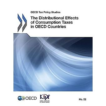 The distributional effects of consumption taxes in OECD Countries by