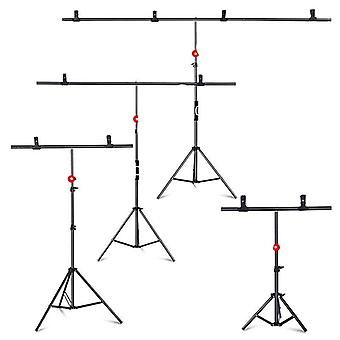 T-shape Photo Background  Backdrop Stand