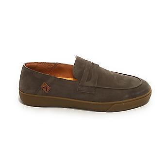 الرجال أحذية طموحة 11527 توب Suede Moccastine Us21am21