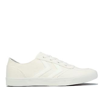 Men's Hummel Stadil  Age Trainers in White