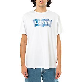 T-shirt homme levi's housemark graphic tee 22489-0343