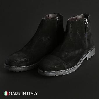 Duca di morrone - 7849_camoscio - calzado hombre