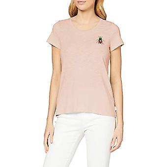 Marc O'Polo Denim 043236351047 T-Shirt, Pink (Rose Smoke 604), XS Women