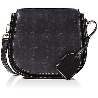 Laura Vita 2993 - Women's Crossbody Bags, Black (Schwarz (Noir)), 8x19x22 cm (B x H T)