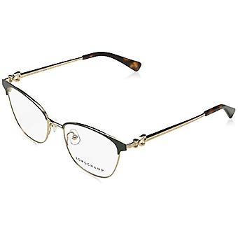 Longchamp LO2111, Metal Sunglasses Forest Unisex Adult, Multicolored, Standard