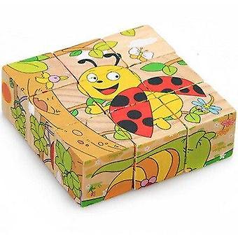 ألعاب مونتيسوري التعليمية لعب خشبية للأطفال التعلم المبكر لعبة الألغاز الأطفال| ألعاب الرياضيات