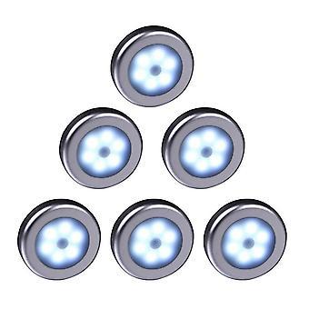 6led Bead Sensor Pir Infrared Motion Night Light
