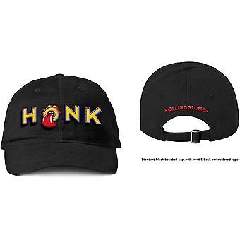 Rolling Stones - Honk Mäns BasebollKeps - Svart