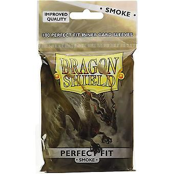 Dragon Shield Perfect Fit Pouzdra na kouřové karty - 100 rukávů