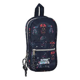 Backpack Pencil Case Star Wars Dark blue
