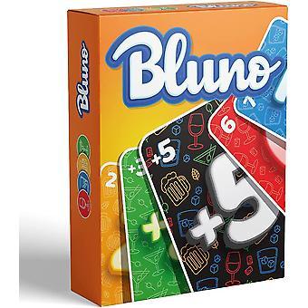 Bluno - Drunk UNO Trinkspiel - Trinkspiel für Erwachsene, Saufspiel - Das Partyspiel zum Spieleabend