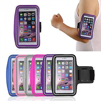 Waterproof Running Jogging Sports Gym Armband Cover Holder For Iphone 6 Plus