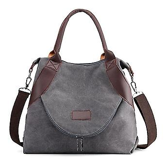 Women Cross Body Canvas Large Capacity Bags